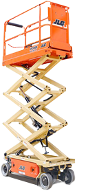 Electric--Scissor-Lift